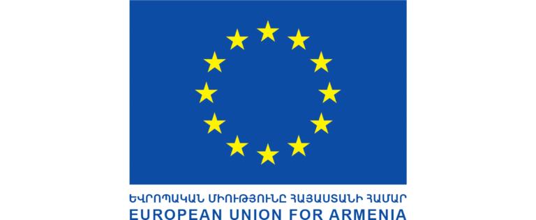 EU Armenia logo